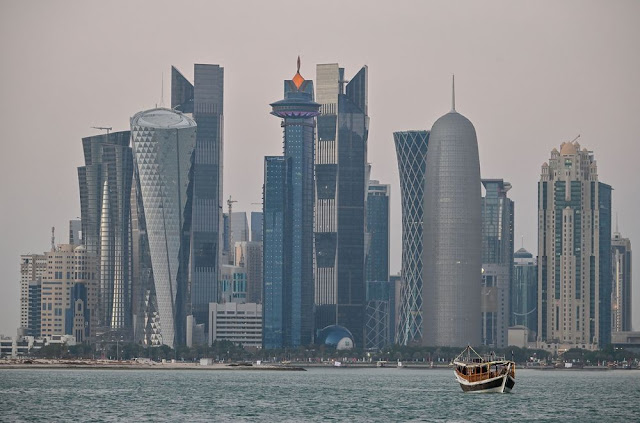 #Qatar Wealth Fund Said to Seek $7.6 Billion Loan Backed by Stock - Bloomberg