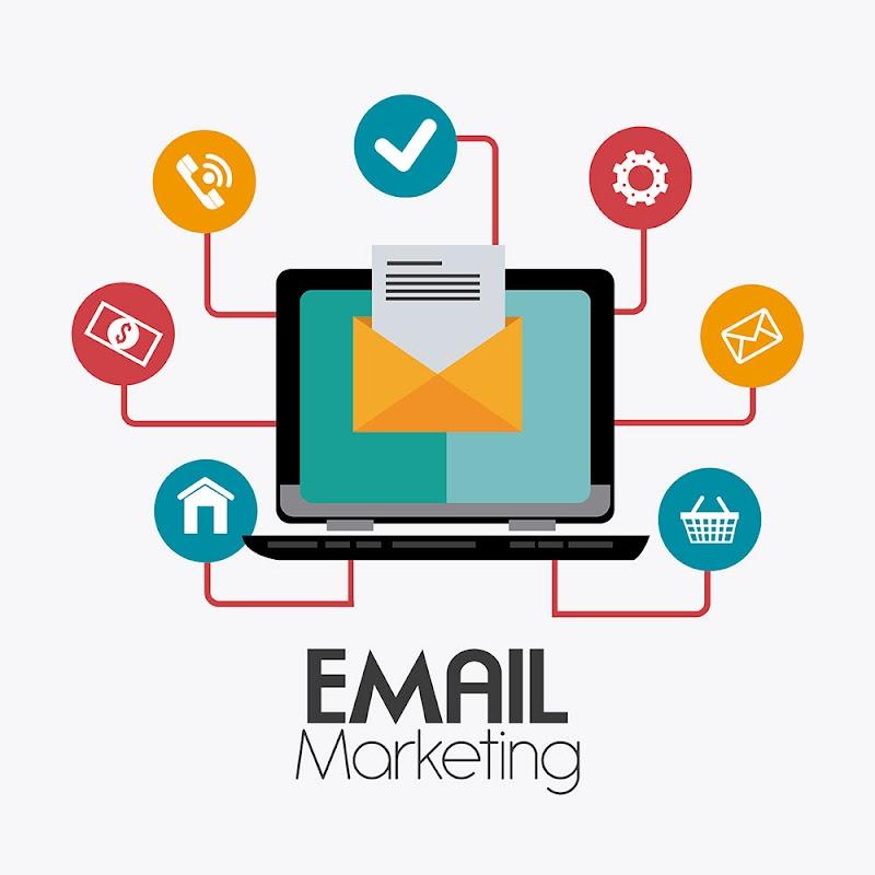58 Mil E-mails para envio de marketing Download Grátis