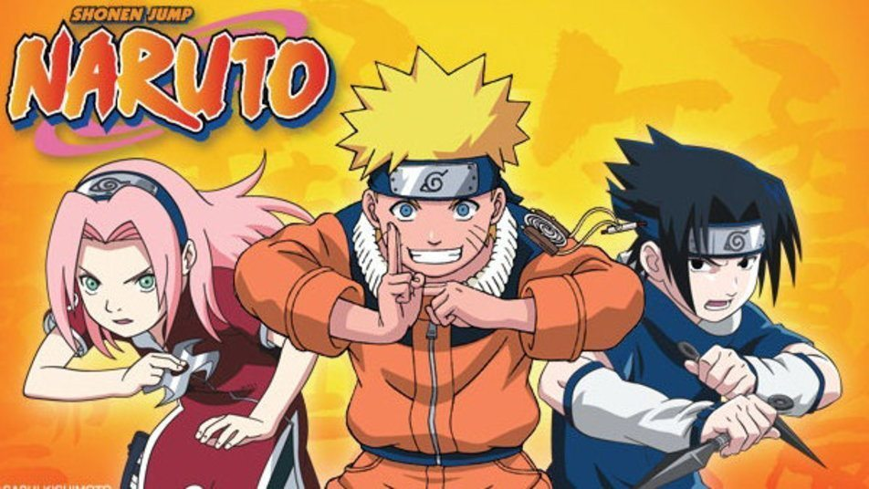 Naruto Clássico (Dublado) - Episódios 001