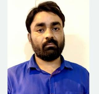 Rajasthan PHQ news-पाकिस्तानी खुफिया एजेंसी ISI के लिए जासूसी करने वाला Indane Gas Agency का संचालक गिरफ्तार media kesari