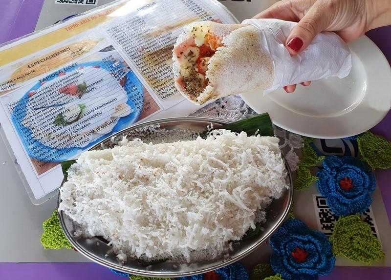 Mosqueiro tapiocas