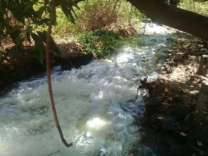 Acontece a soltura das águas para as comunidades jusante ao Tucunduba.