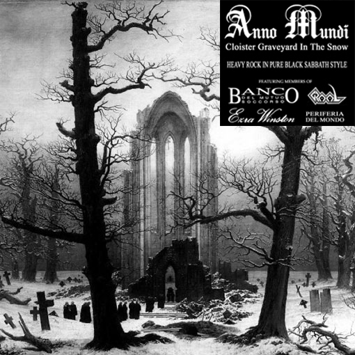 [Review] Anno Mundi - Cloister Graveyard In The Snow