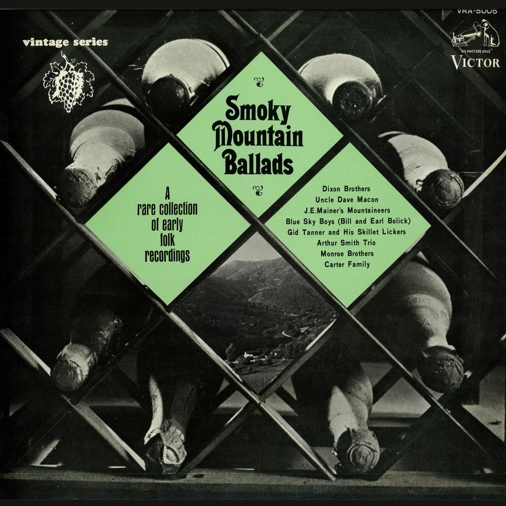American Roots Music: Smoky Mountain Ballads