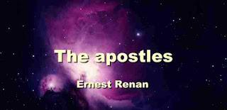 The apostles by Ernest Renan