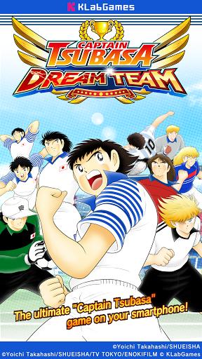 Captain Tsubasa: Dream Team APK MOD