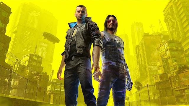 Cyberpunk 2077 Videos & Screens in game !