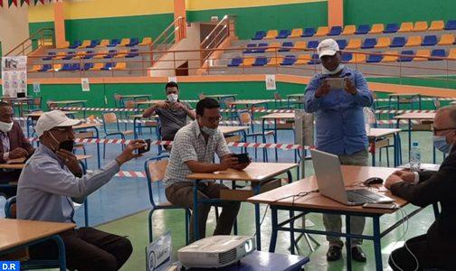 تدابير وقائية وتنظيمية لإنجاح امتحانات البكالوريا بإقليم شيشاوة