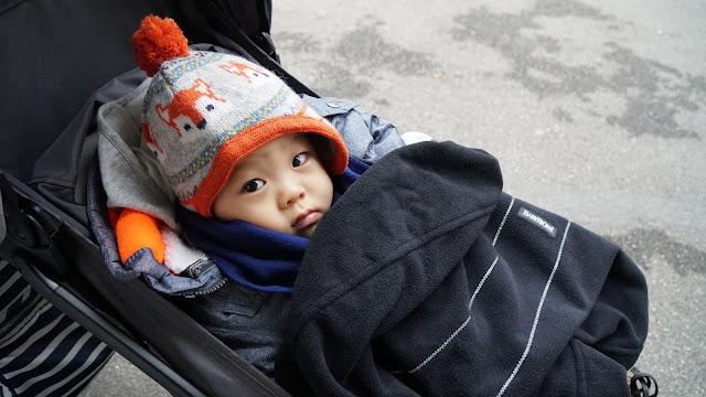 [德國瑞士法國] 帶13個月嬰兒歐遊去: 嬰兒冬季行李清單 & 嬰兒旅行Q&A