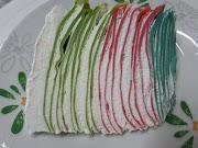Resepi Rainbow Crepe Cake, Senang Je Nak Buat Tak Perlu Guna Oven