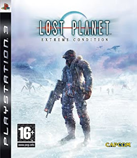 Lost Planet Extreme Condition PS3 Torrent