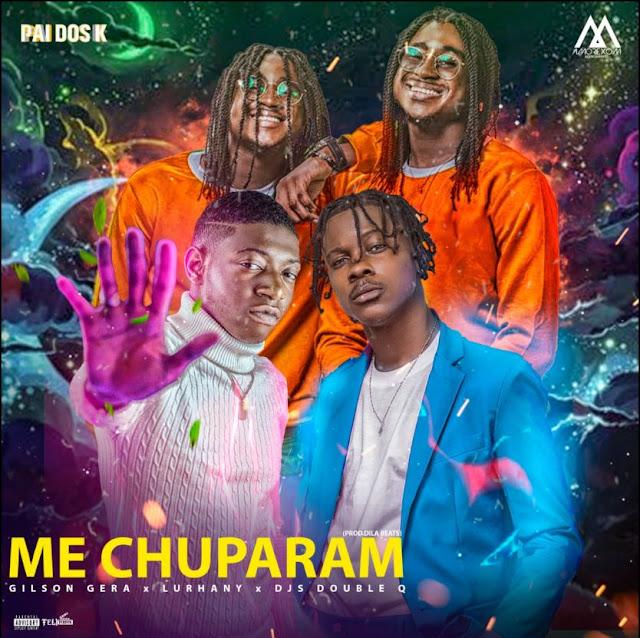 Gilson Gera Feat. Lurhany  Djs Double Q - Me Chuparam