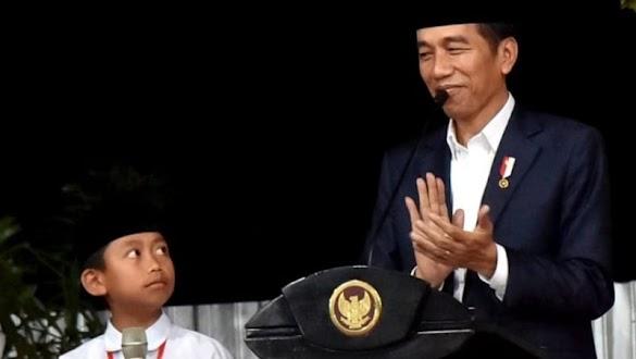 Jokowi: Saya Ini Muslim, Jangan Fitnah