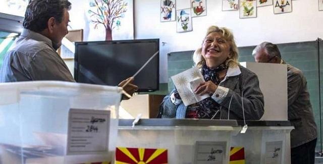 """""""Βόρεια Μακεδονία"""": Στις 5 Μαΐου θα διεξαχθεί 2ος γύρος προεδρικών εκλογών"""