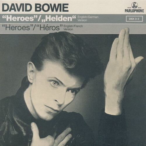 David Bowies 'Heroes' E.P. FLAC