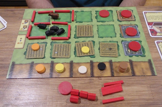 agricola juego de mesa