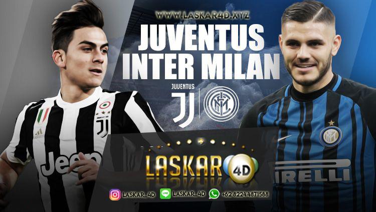 Prediksi Juventus vs Inter Milan 09 Maret 202