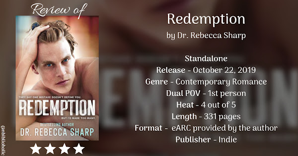 REDEMPTION by Dr. Rebecca Sharp
