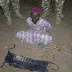 Young Suicide Bomber Intercepted By Soldiers In Adamawa State. Photos