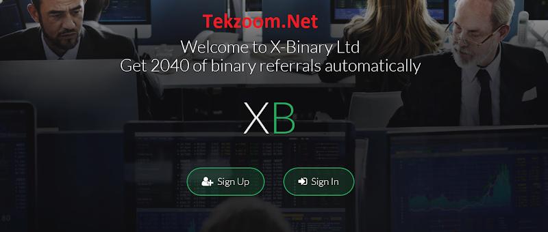 [SCAM] Review X-Binary : Lãi 2% hằng ngày cho 100-150 ngày [Giống BitUnis] - Đầu tư tối thiểu 10$ - Thanh toán tức thì