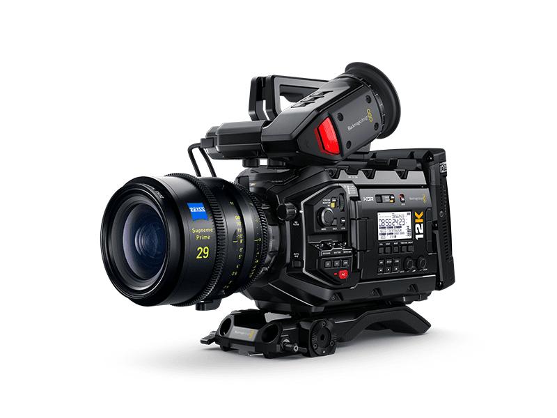 Blackmagic URSA Mini Pro 12K video camera announced, starts at USD 9,995