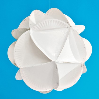 Paper-Plate Polyhedron