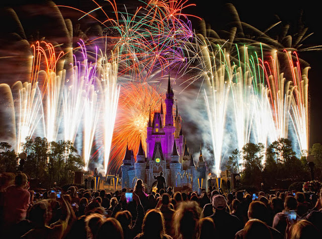 Melhores parques Orlando - Magic Kingdom