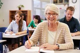 Senior Citizen Education