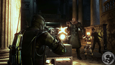 تحميل لعبة resident evil operation raccoon city