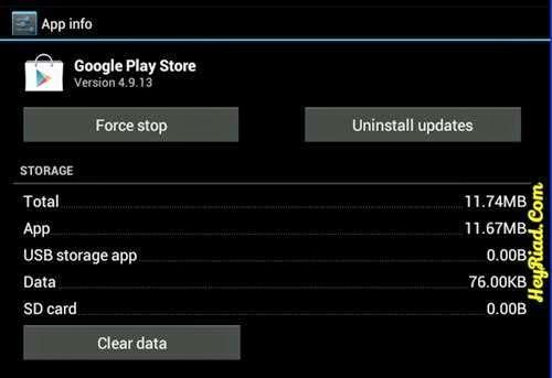 Cara mengatasi gagal instal aplikasi Android