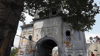 Main Gate of Raja Ka Qeela