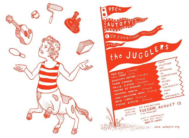 Jugglers!