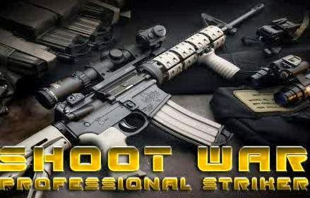 Download Shoot War: Professional Striker 3D