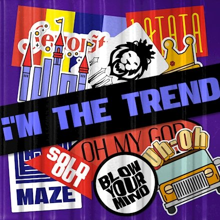 (G)I-DLE I'M THE TREND
