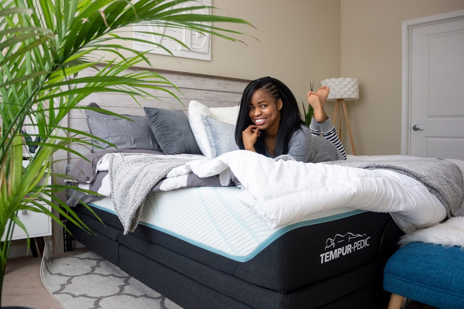 Getting Cozy with Tempur-Pedic