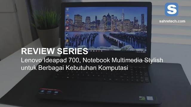 Lenovo Idepad 700, Notebook Multimedia Stylish