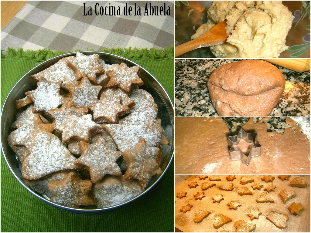 Galletitas de Anís.