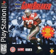 NCAA Football Gamebreaker - PS1 - ISOs Download