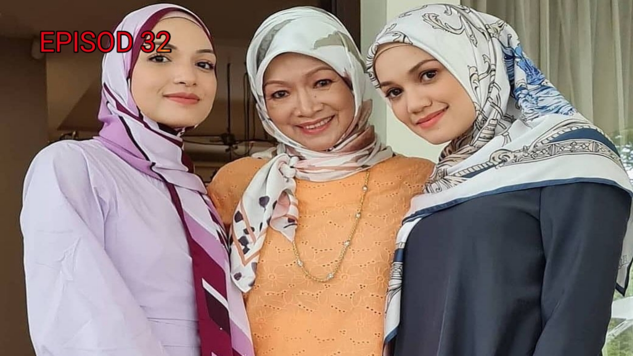 Tonton Drama Sabarlah Duhai Hati Episod 32 (Akasia TV3