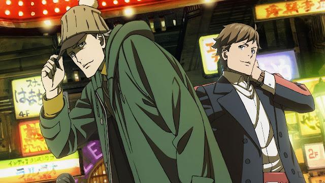 Kabukichou Sherlock Episode 1:  Pembunuhan Aneh