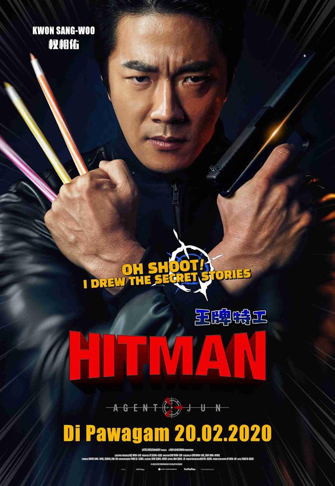Review Filem Hitman: Agent Jun