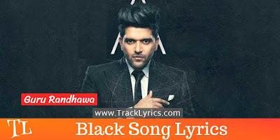black-lyrics-by-guru-randhawa