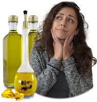 Lista de óleos vegetais adequados para nutrição, umectação e finalização
