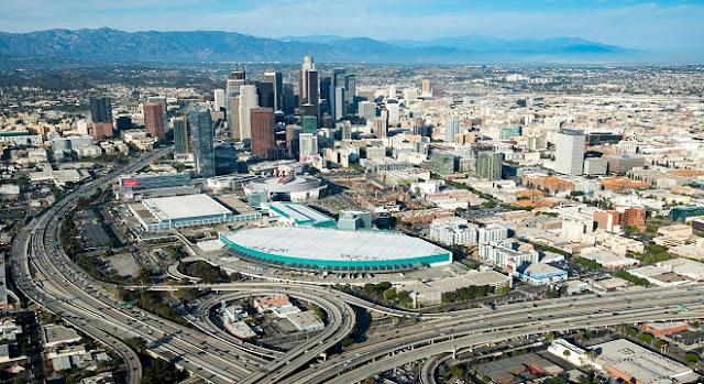 Hotéis bons e baratos em Los Angeles