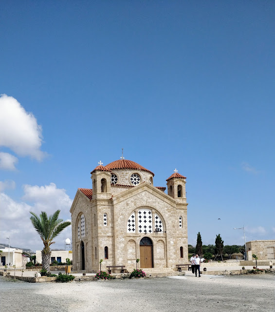 Agios Georgios Church, Pegeia, Cyprus