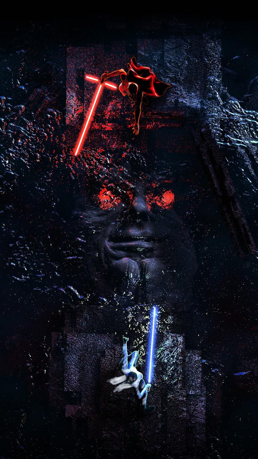 episode 9 star wars poster wallpaper