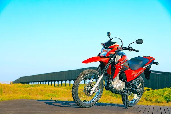 Honda NXR 160 Bros 2022: fotos, preços e ficha técnica