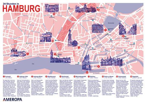 Ameropa Hotels In Hamburg