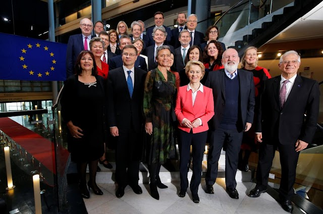 Megszavazta az Európai Parlament az új összetételű Európai Bizottságot