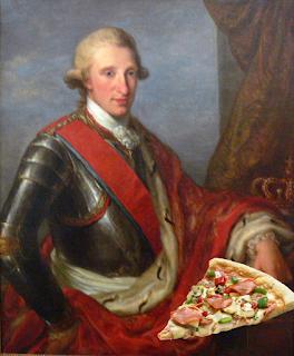 rey del la pizza